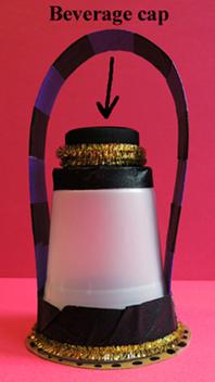 lantern cap