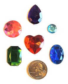 large gemstone