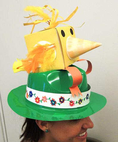 singing hat