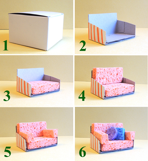 couch steps