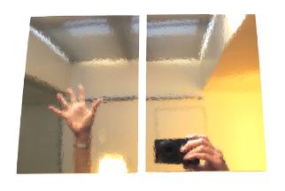 mirror board
