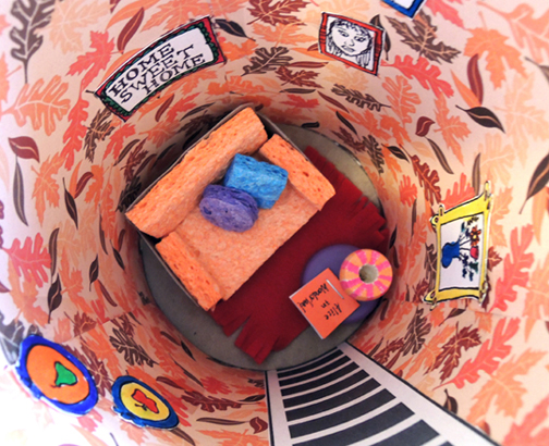 pit interior