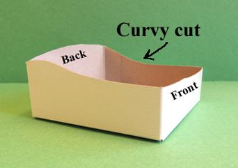 box step 3