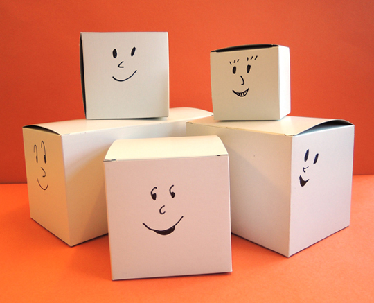 box portrait