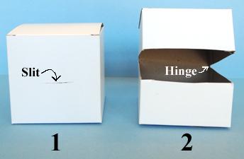 box steps