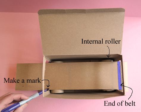 belt position 1