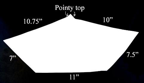pyramid base