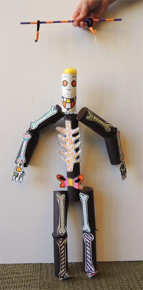 marionette bones