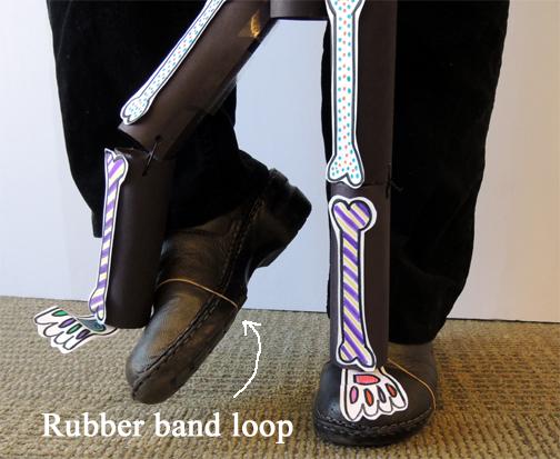 foot loops again