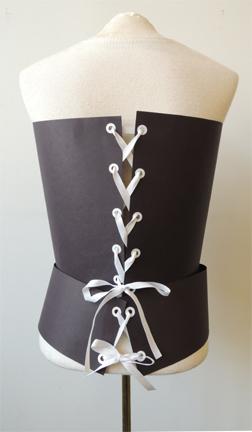 skirt sash