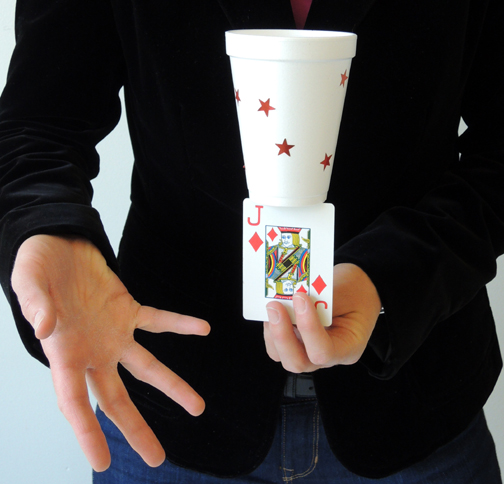 cup trick 3