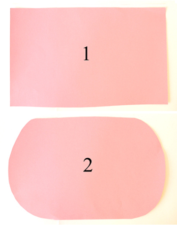 hat steps 1 and 2