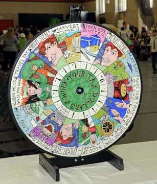 tax wheel