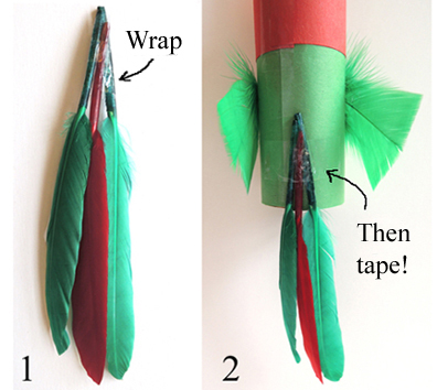 easy tail steps
