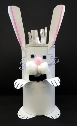 finished rabbit