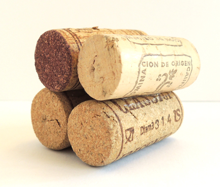 four corks