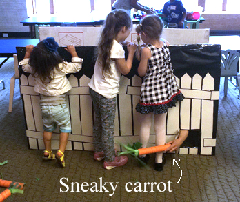 sneaky carrots