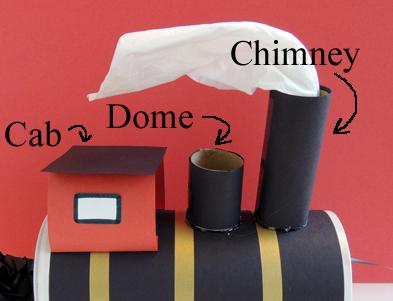 cab dome chimney