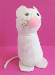 finished mouse