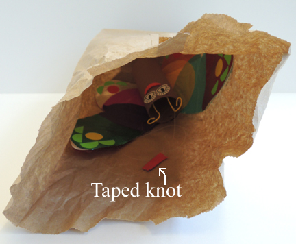 taped knot