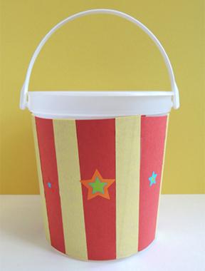 bucket step 3