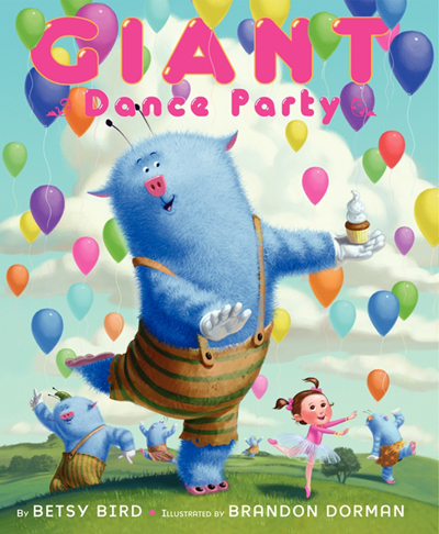 giant dance party cover