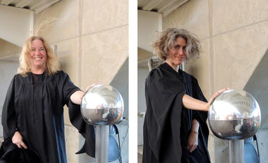 wizard hair
