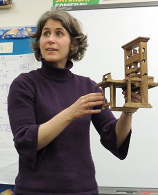 model press