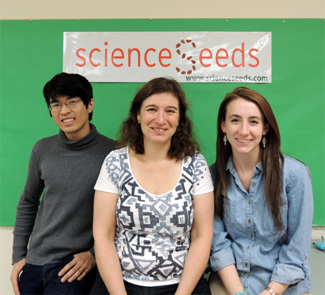 scienceSeeds team