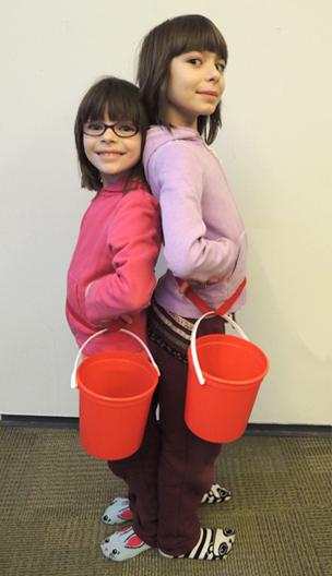 famous bucket