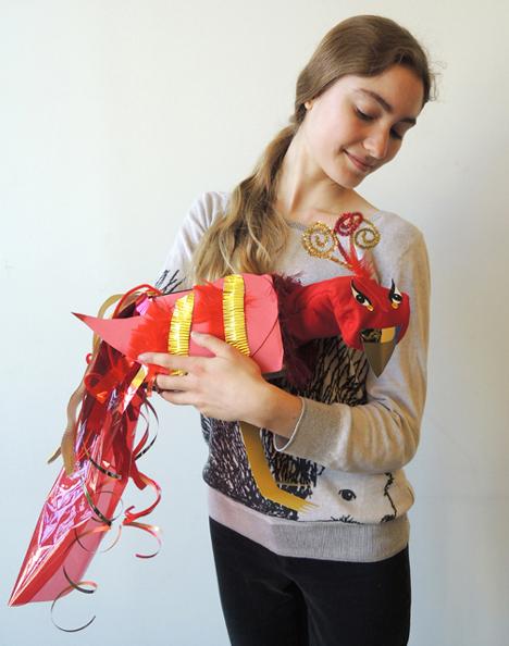 fantastical phoenix
