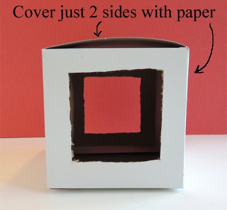paper on box