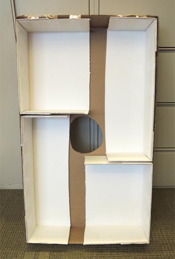 reinforced bottom of box lid