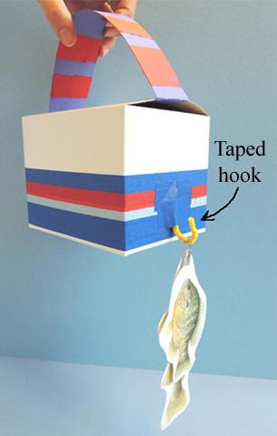 tackle box hook