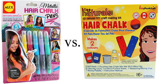 hair chalk review