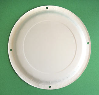 holes in plate