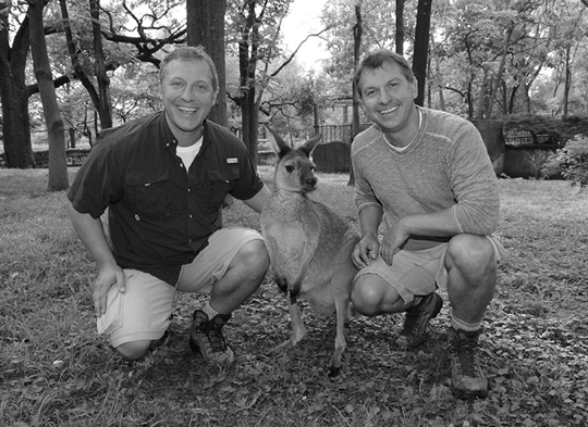 martin and chris kratt