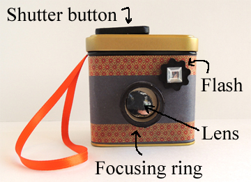 camera front labeled