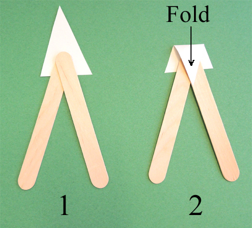 easel steps 2 and 3