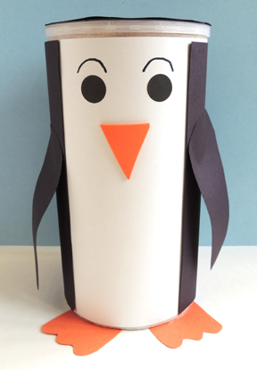 finished penguin
