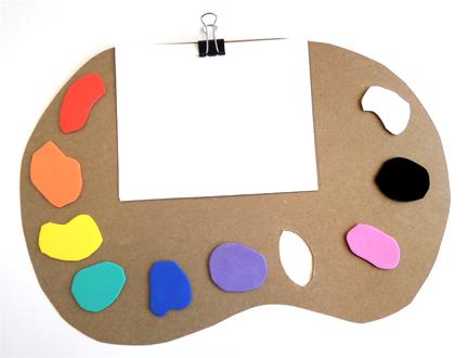 palette step 3