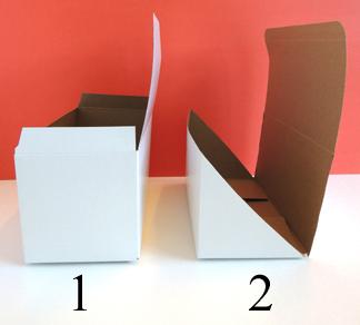 typewriter box step 1