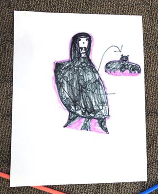 wrathmonk fan art 2