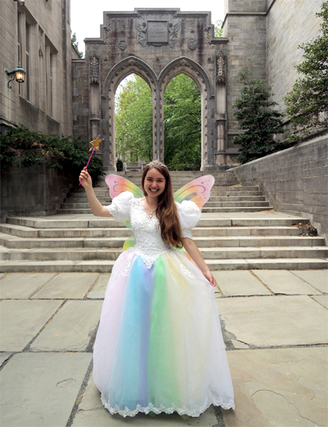 fairy godmother full costume