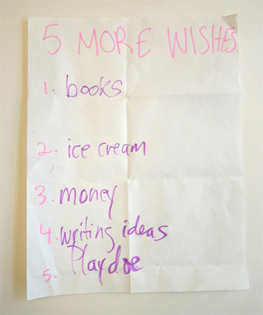 five more wishes