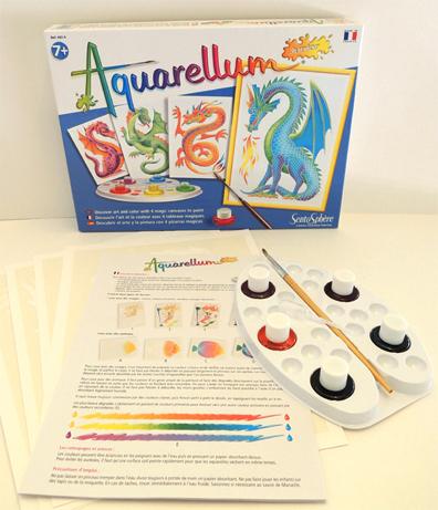 aquarelleum kit