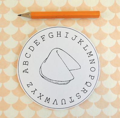 letter wheel