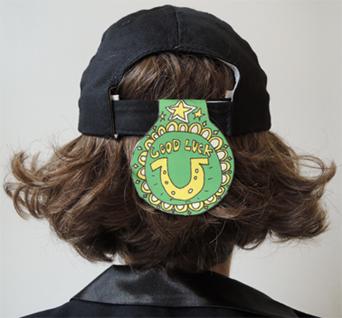 token on hat