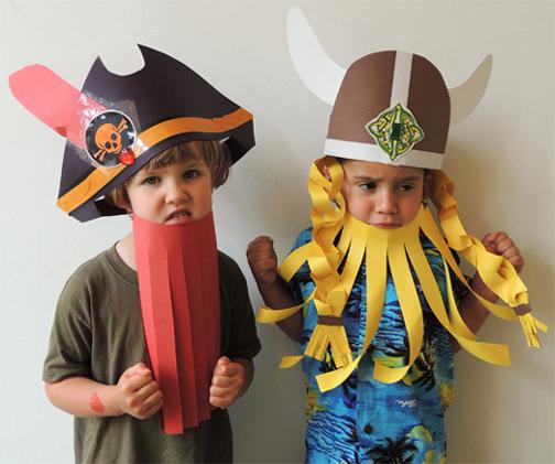 pirate vs viking
