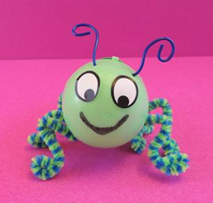 bug smile